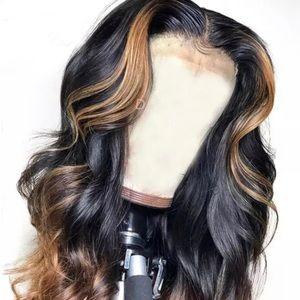 Brazilian Highlight Wig
